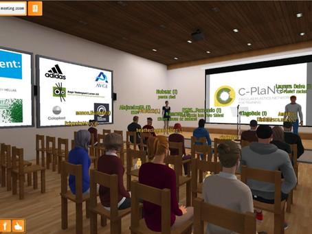 C-PlaNeT Network Training Event 2: The Circular Plastics Professional