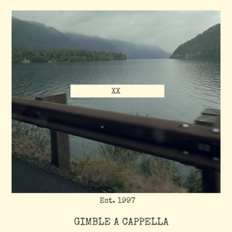 Gimble A Cappella XX cover Micaela Jankowski