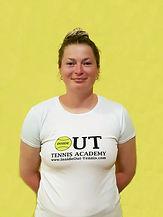 Michaela Tennis Coach InsideOut Tennis Academy