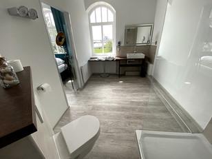Weserschlösschen Badezimmer