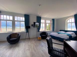 Weserschlösschen große Suite Zimmer