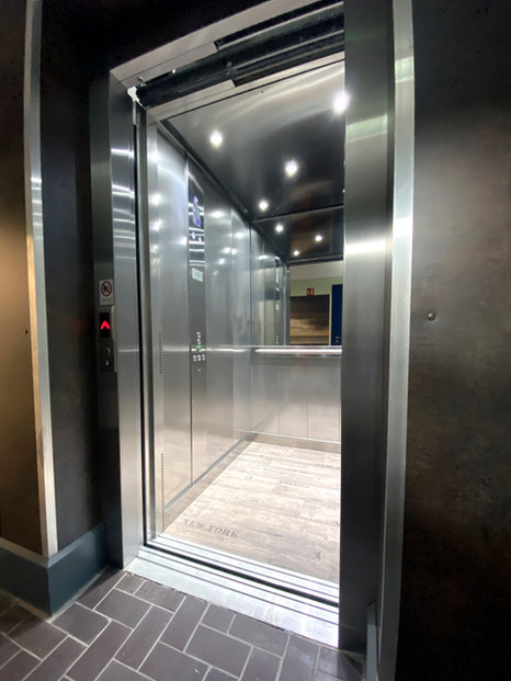 Weserschlösschen Fahrstuhl