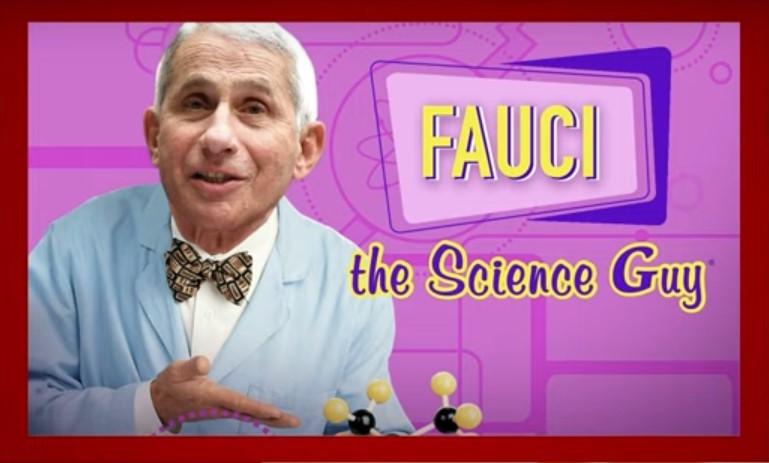 Fauci awarded the Cuomo Emmy for Corona advice