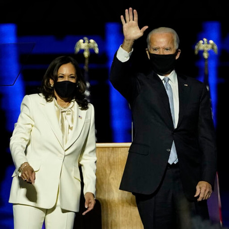 Biden/Harris Ticket Announced at DNC