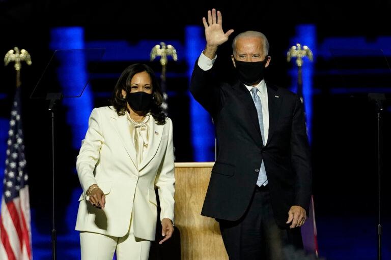 Joe Biden, Kamala Harris, DNC