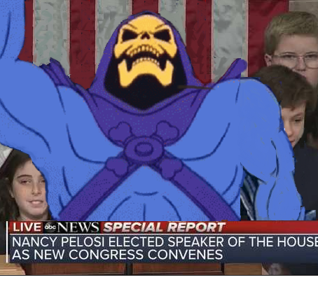 Skeletor Elected