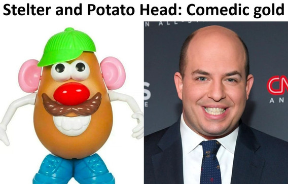Stelter and Potato Head