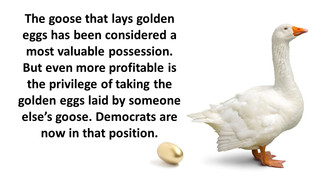 Mind Your Golden Eggs