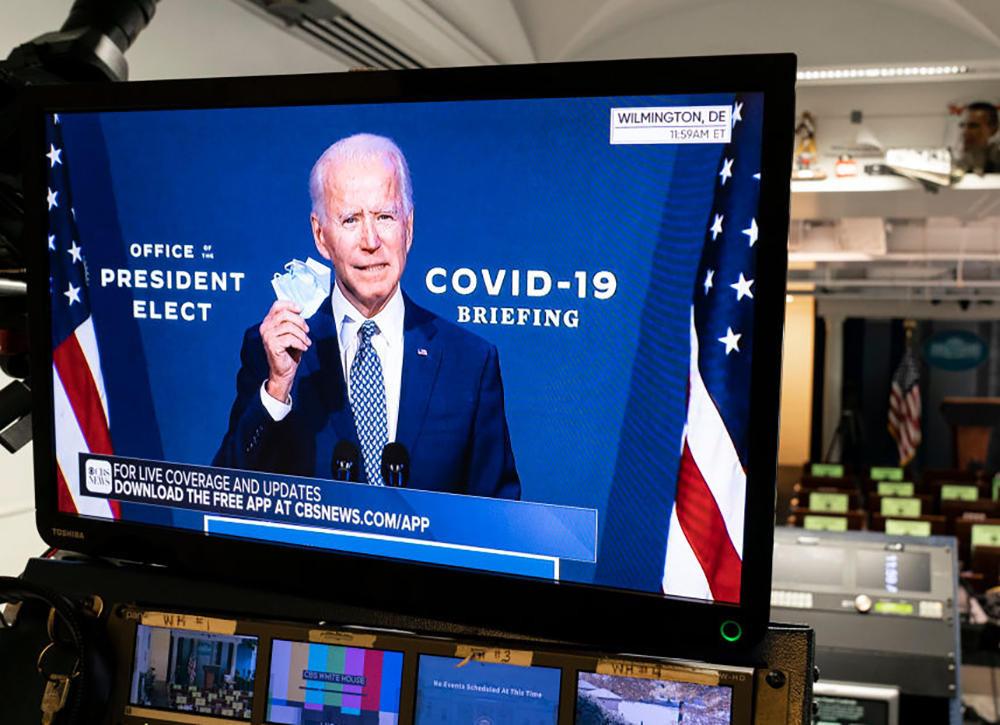 Coronavirus task force Joe Biden