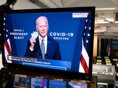 Biden to form a Coronavirus task force