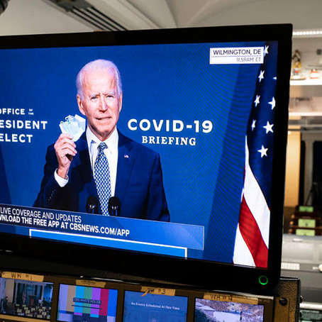 Biden to form a Coronavirus task force