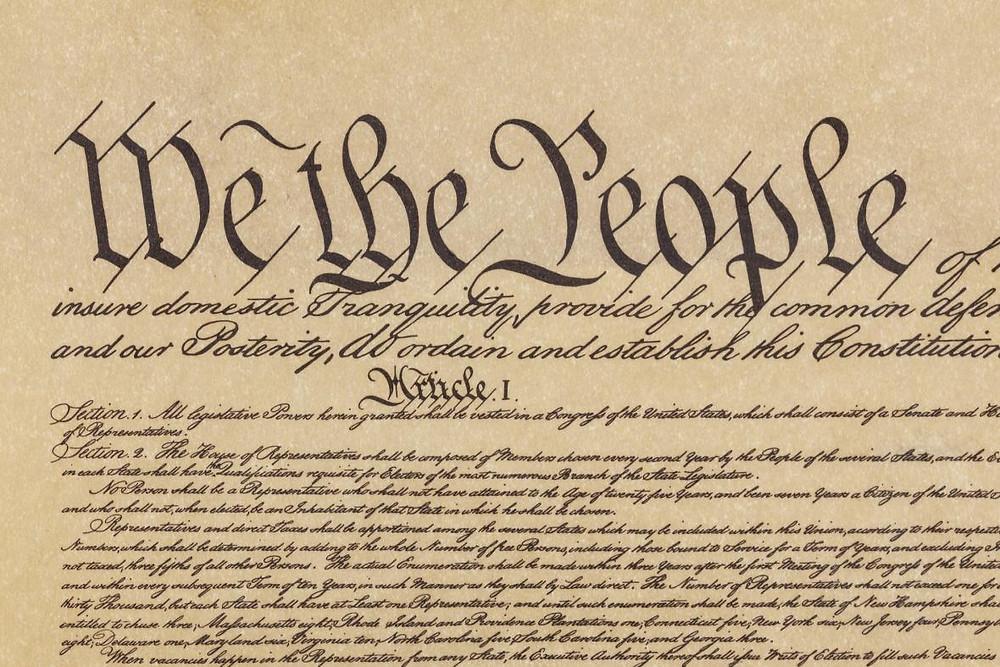 Free Speech Constitution