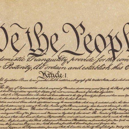 Free Speech Threatens the Constitution