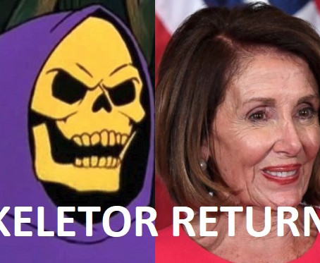 Skeletor Returns