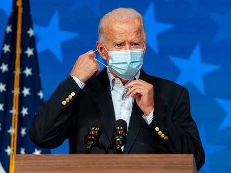 Praise for Biden Democratic Campaign Strategy