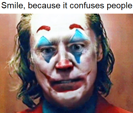 Joe Biden, Joker
