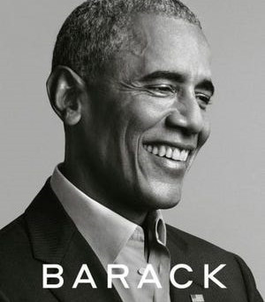 Barack Obama Publishes New Memoir