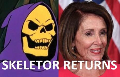 Nany Pelosi