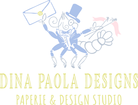 Dina Paola Designs Website Logo [WEBSITE