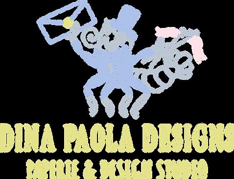 Dina Paola Designs Website Logo [WEBSITE