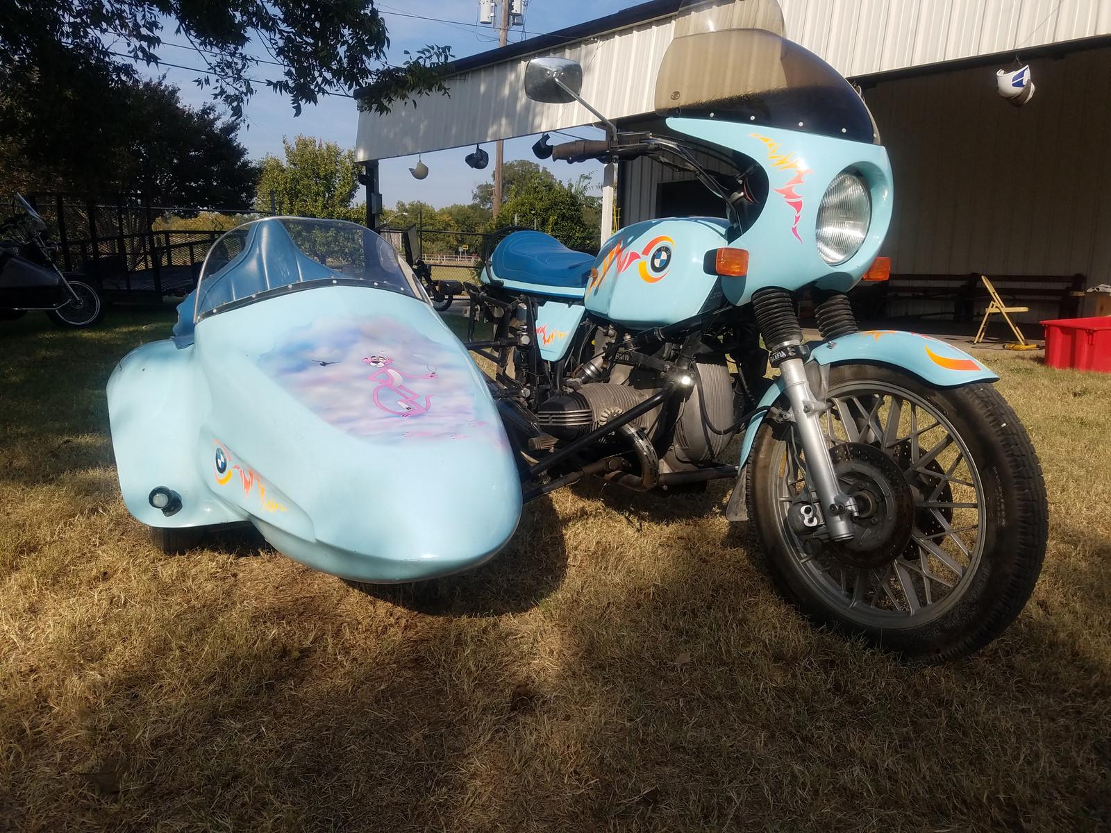 1978 Bmw R100s Vintage Sidecar Vintage Bmw United