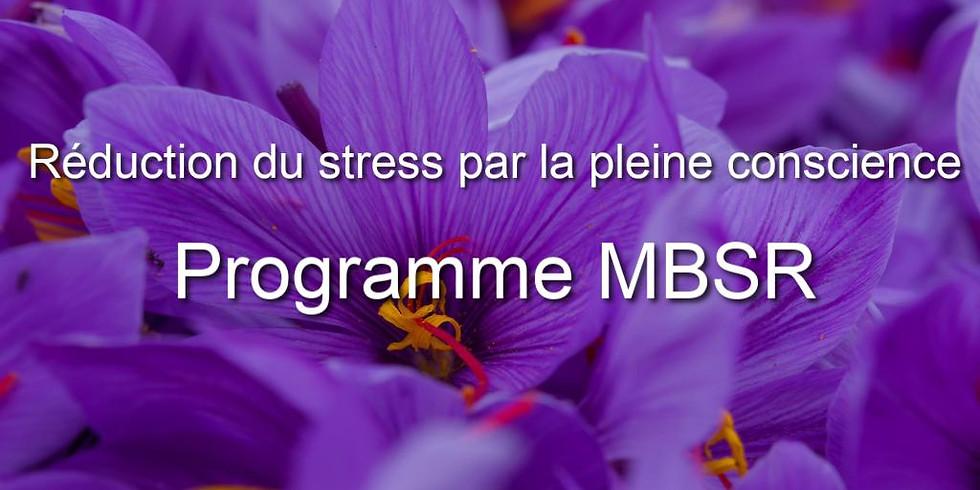 Programme MBSR