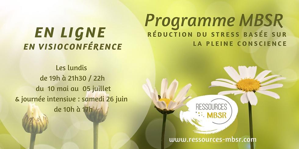 Programme MBSR en ligne