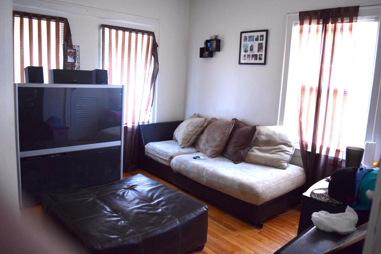Downstairs Den/Bedroom
