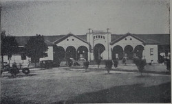 Santa Casa de Ribeirão Preto (imagem histórica)
