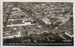 Vista Aérea da Avenida Jerônimo Gonçalves