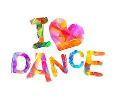 i-love-dance-inscription-triangular-lett