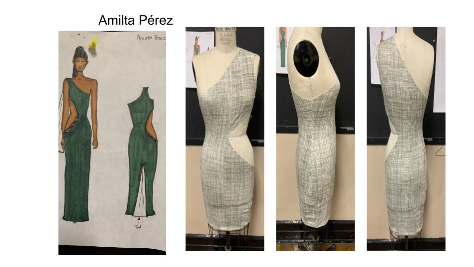Amilta Perez - Mock up Progress Report D