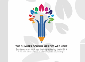 UPDATED: The Summer School Grades Are In!
