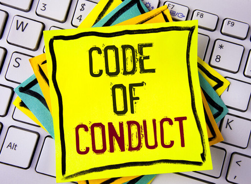 HSFI Remote Learning Code of Conduct