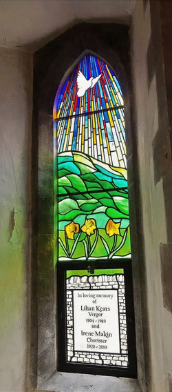St Mark's Church Memorial Window