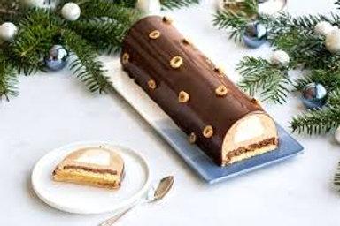 Bûche de noël - chocolat