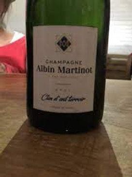 Champagne Albin Martinot