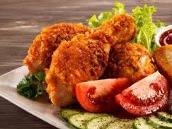 Mercredi 21 octobre- Croustillant de poulet