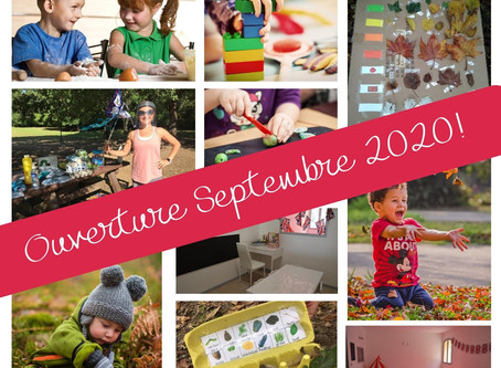 AUGUST NEWSLETTER: **NEW Forest Playgroup 🏃🌲, Back to School 2020/21💼 + availabilities 24-28 Augu