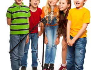 Singing with your Preschooler
