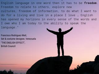 Pourquoi est-il important de parler anglais?