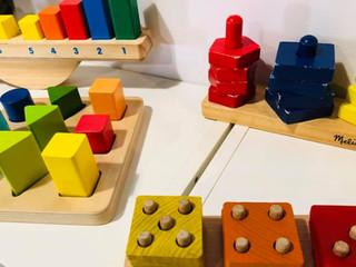 Improving your child's fine motor skills