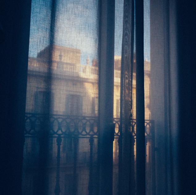 Transparent Curtains
