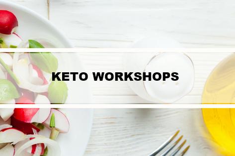Keto Workshop & Group Training