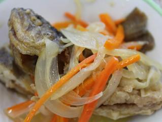 清流の恵み、川魚「ヤマメ」