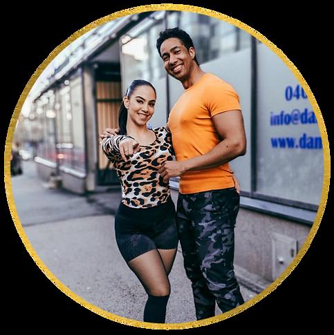 Dame Clave Tanssistudio Online tunnit