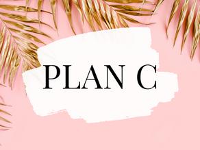 Loppuvuodeksi siirrymme PLAN C:hen.