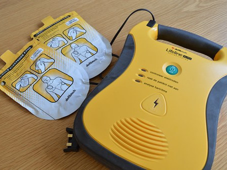 Using a Defibrillator, would YOU!