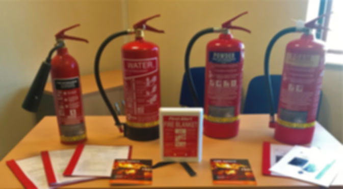 Fire safety Training Mid Sussex