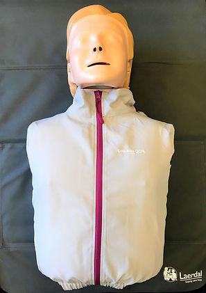 Emergency First Aid at work Training Manikin